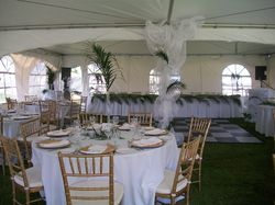 Wedding Tent - Truro